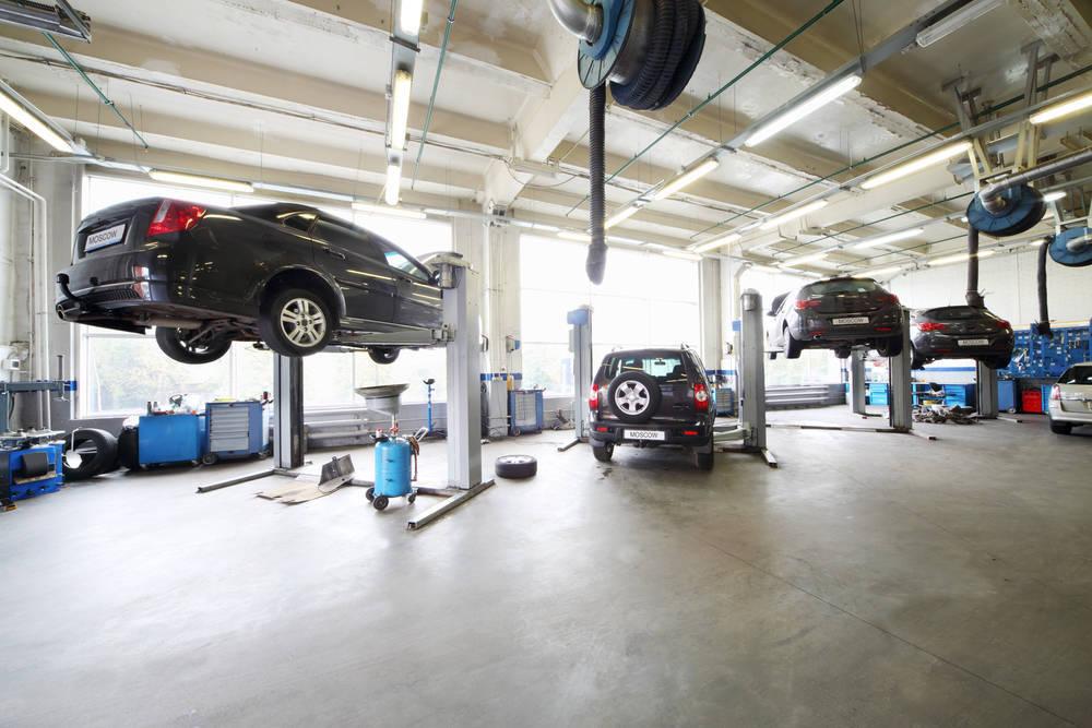 El mejor taller del automóvil