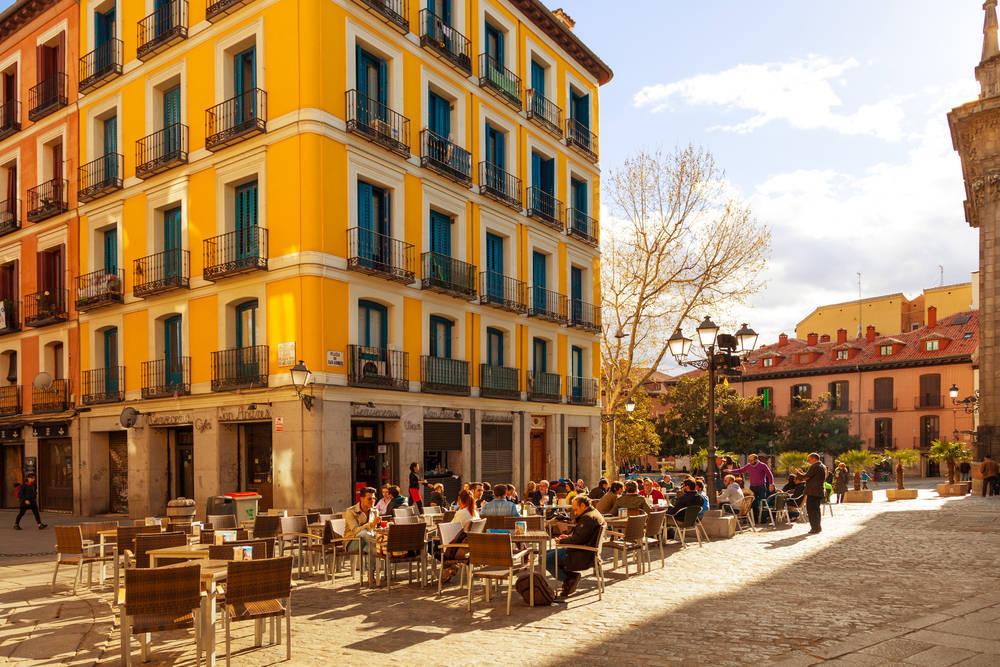 Cómo ser el mejor bar de Madrid