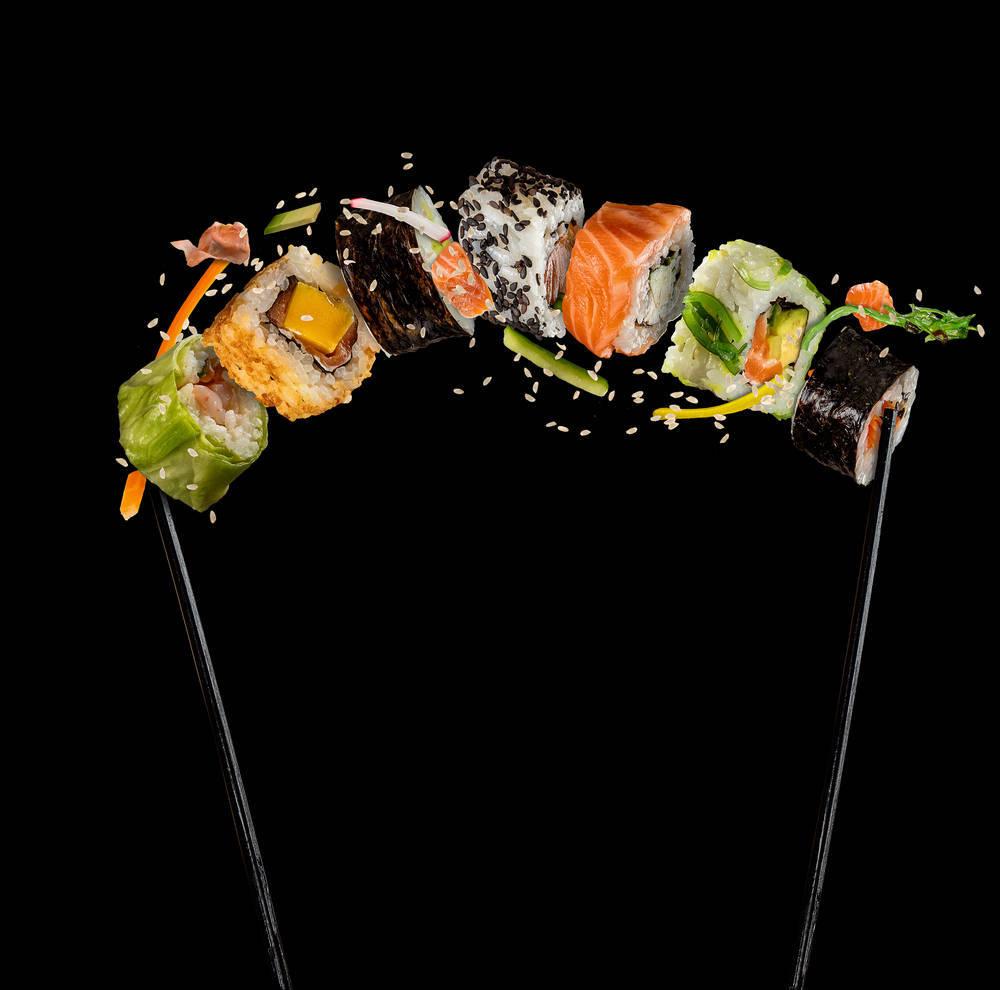 El mejor Sushi de Madrid está en Enso