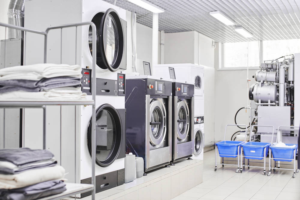 Las lavanderías, un negocio en expansión en Madrid
