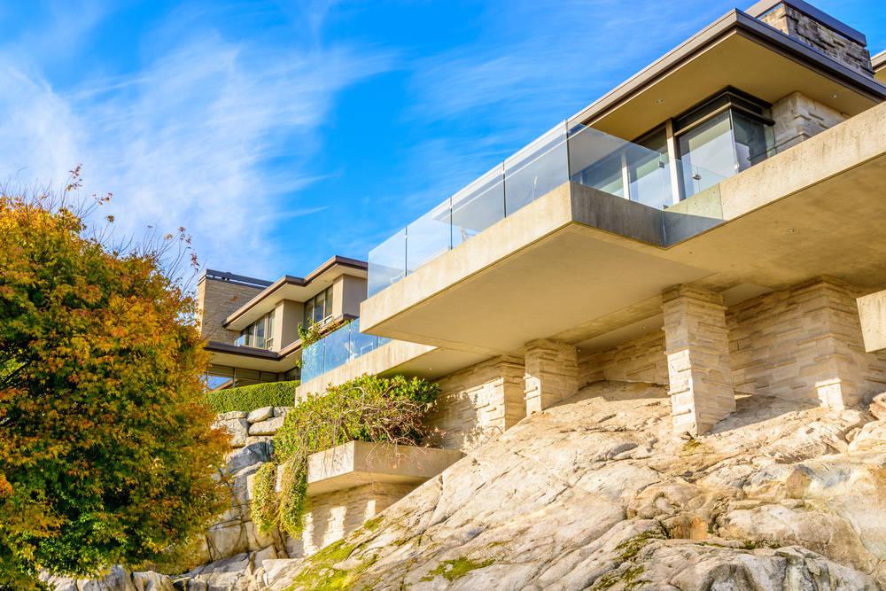 Crece el lujo inmobiliario español