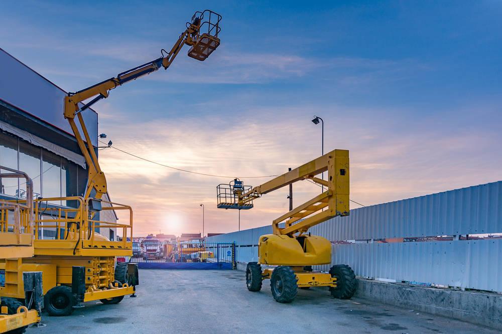 Ventajas del servicio de alquiler de máquinas de construcción