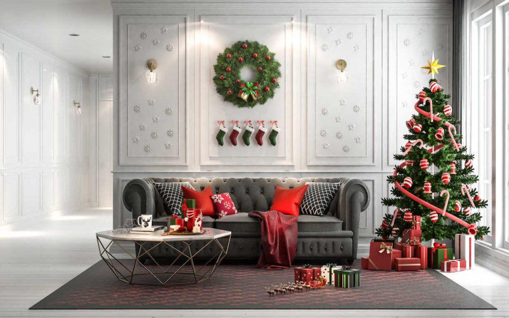 Prepara tu casa de cara a la navidad