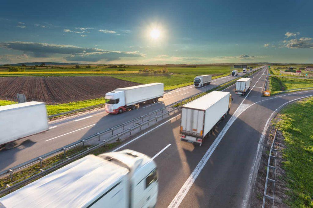 Retos del transporte por carretera